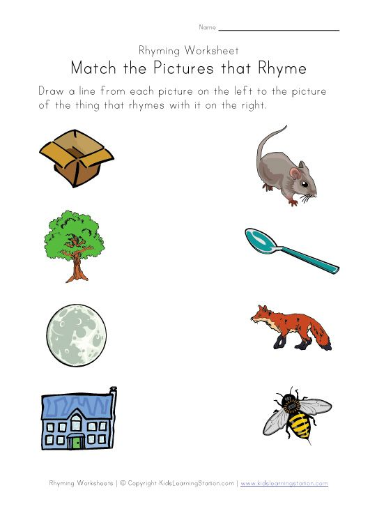 Printables Rhyming Words Reception Class 1000 images about lit rhyming words word families on pinterest worksheet 3 visit us at www gr8speech com and meet gr8 speech