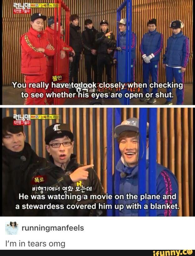 Pahaha! Jae Suk talking about Kim Jongkook  | Running Man