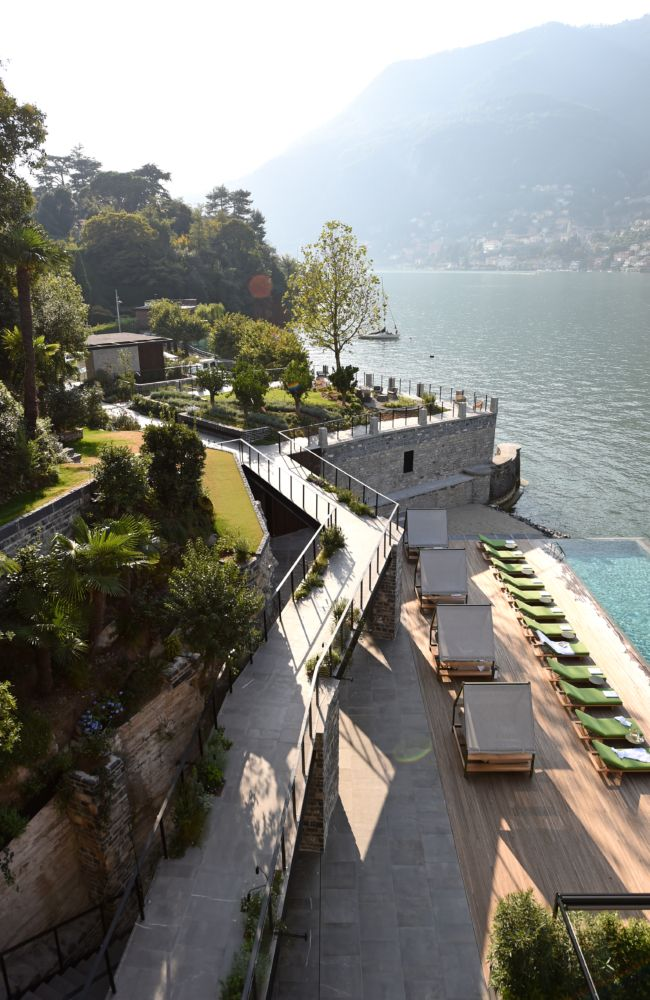 Il Sereno is the newest luxury Hotel in Lake Como. Exquisite views, amazing scenery and more, Il Sereno provides amazing images of Lake Como.