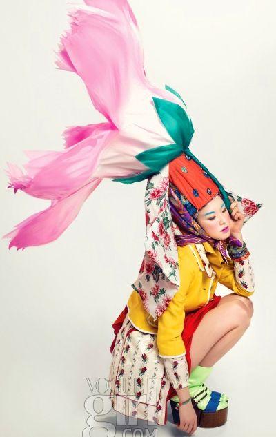 Tiding of Spring – Vogue Girl Korea
