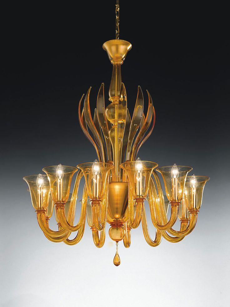 Murano hand blown glass contemporary lamp online sell lighting pendant light black white pendant lamp