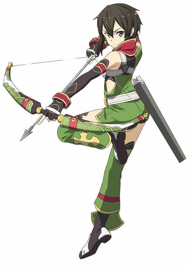 Kariba Art Online Sword Aria