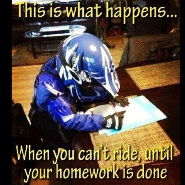 Motocross...Lol