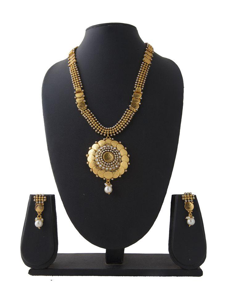 Buy Inaya Have Multi Coloured Necklace online | Craftsvilla