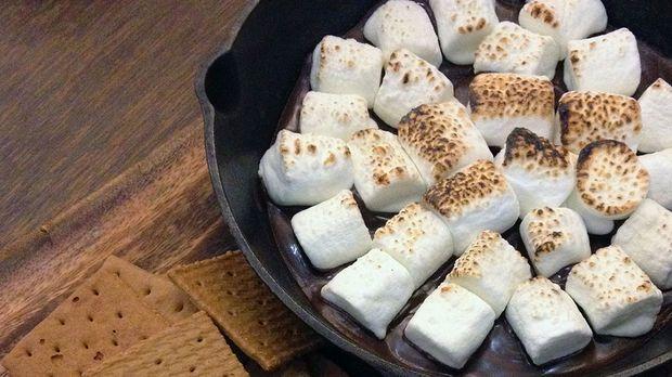 Genial: Die Marshmallow-Rolle - Frühstücksfernsehen - Sat.1