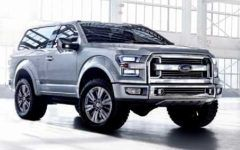 Unusual 2017 Ford Bronco Wallpaper