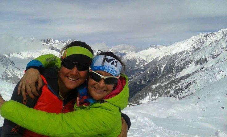 Mireia Miró: 4ª en Tor Rutor skimo, video Marruecos sobre esquís y  otros proyectos 2014: Salto base y más..