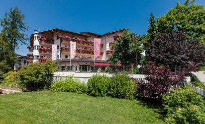 Hotel in the Dolomites - Wellnesshotel & Vitalhotel Erica -  South Tyrol