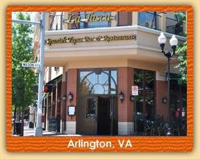La Tasca in the urban village of Clarendon #Arlington #Restaurants