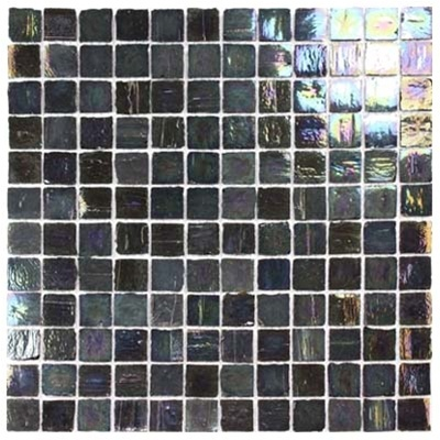 mosaic tile in basement