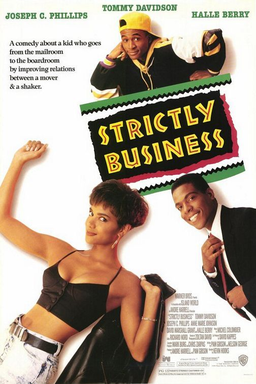 movie, strictly business | Strictly Business