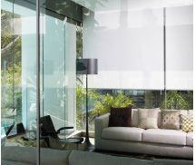 Simply Roller Blinds by Peter Meyer are designed to suit contemporary or classic decor. Our Roller Blinds come with stainless steel chains as standard, ultrasonically sealed edges & a choice of base bar colours & shapes.