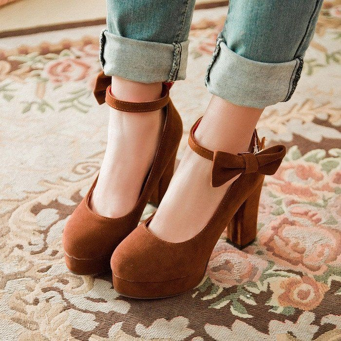 "Princess fashion high heels Coupon code ""cutekawaii"" for 10% off"