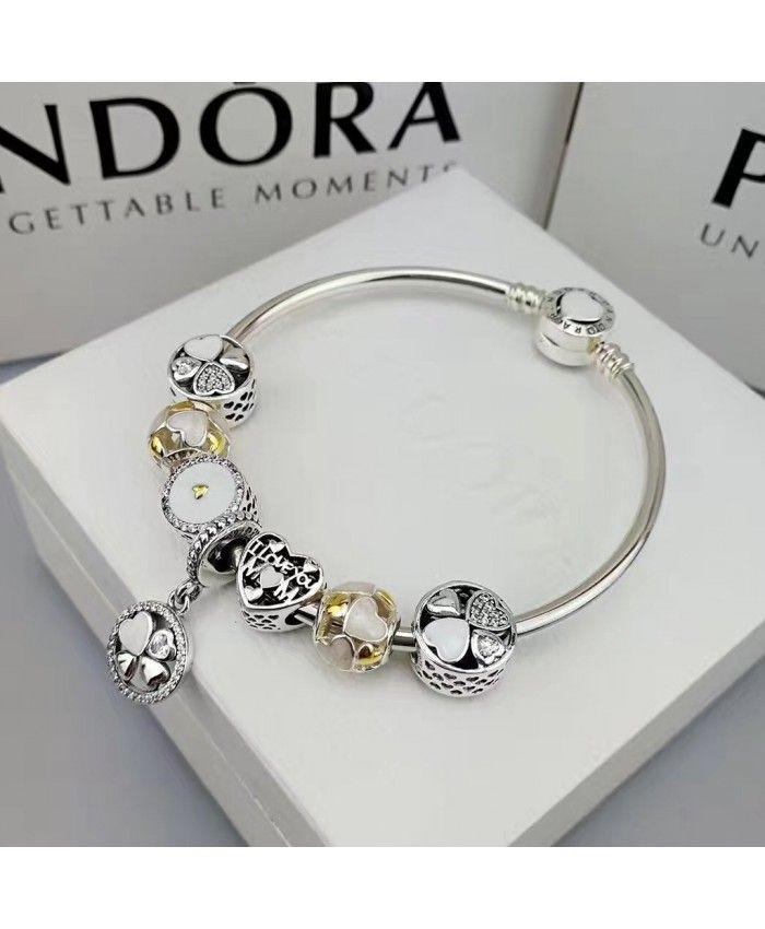 I Love You Mum Charm Bracelet