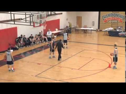 """Create a Strong Defense with the """"Three Cone Reaction"""" Drill! - YouTube"""