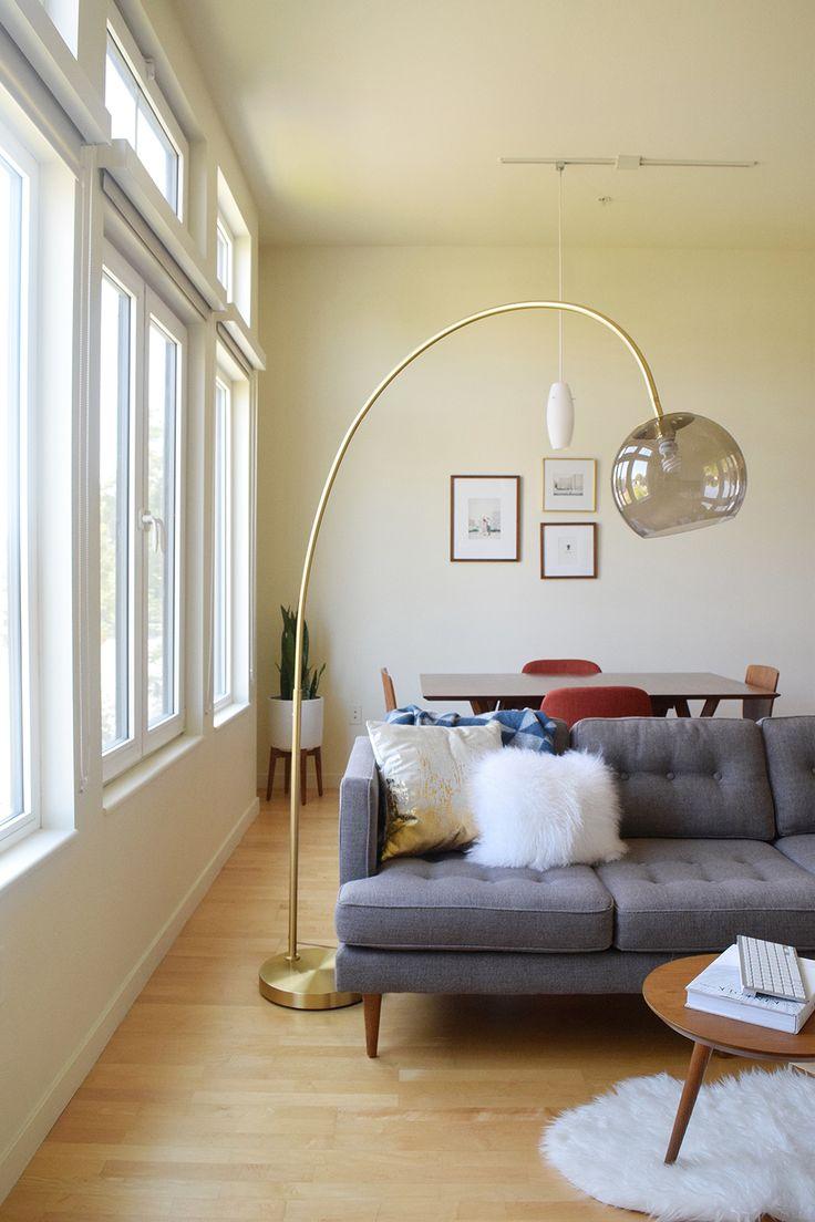 Tour This Calm Orange County Loft Style Apartment On West Elm Blog House Interior DesignLoft