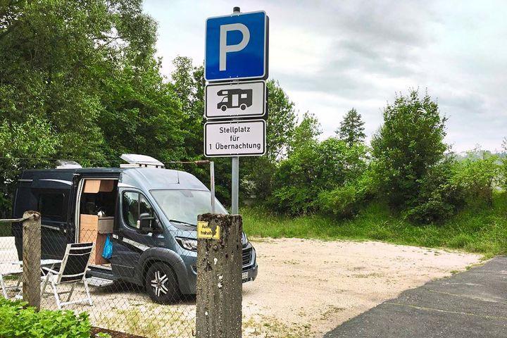 Ein Stellplatz mitten in Oberfranken - PROMOBIL Empfohlen von http://www.janremo.de