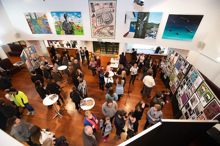 ACG Strathallan Art Exhibition 2015