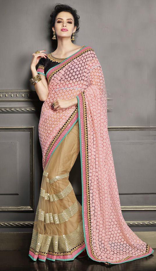 Mejores 23 imágenes de Fancy Saree en Pinterest | Diseñador de saris ...