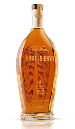 Angels Envy Rye Whiskey - Rye re-imagined with a Caribbean rum cask finish