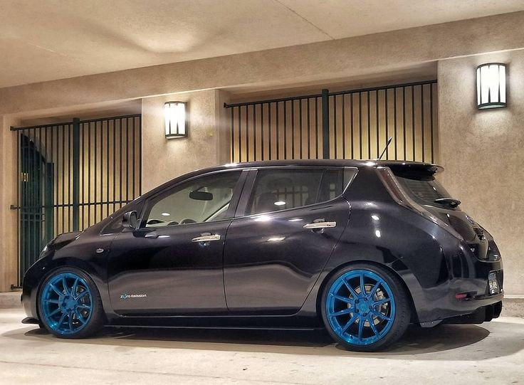 When I first started doing research on this car I swore it was the ugliest thing Nissan manufactured.  So I had a vision almost a year before even finding Jarvis and hoped it wouldn't be so ugly.  This was my vision.  #bcforgedna #bcracingna #toyotires #201wrap #malihinicustoms #biotechindustries #mateomotorsports #airliftperformance #graphixmafia #loweredlifestyle #lifeonair #bagged #nissanleaf #zerogas #nogas #electricvehicle #ev #evcar #chargepoint #ecofriendly #batterypowered #efficiency…
