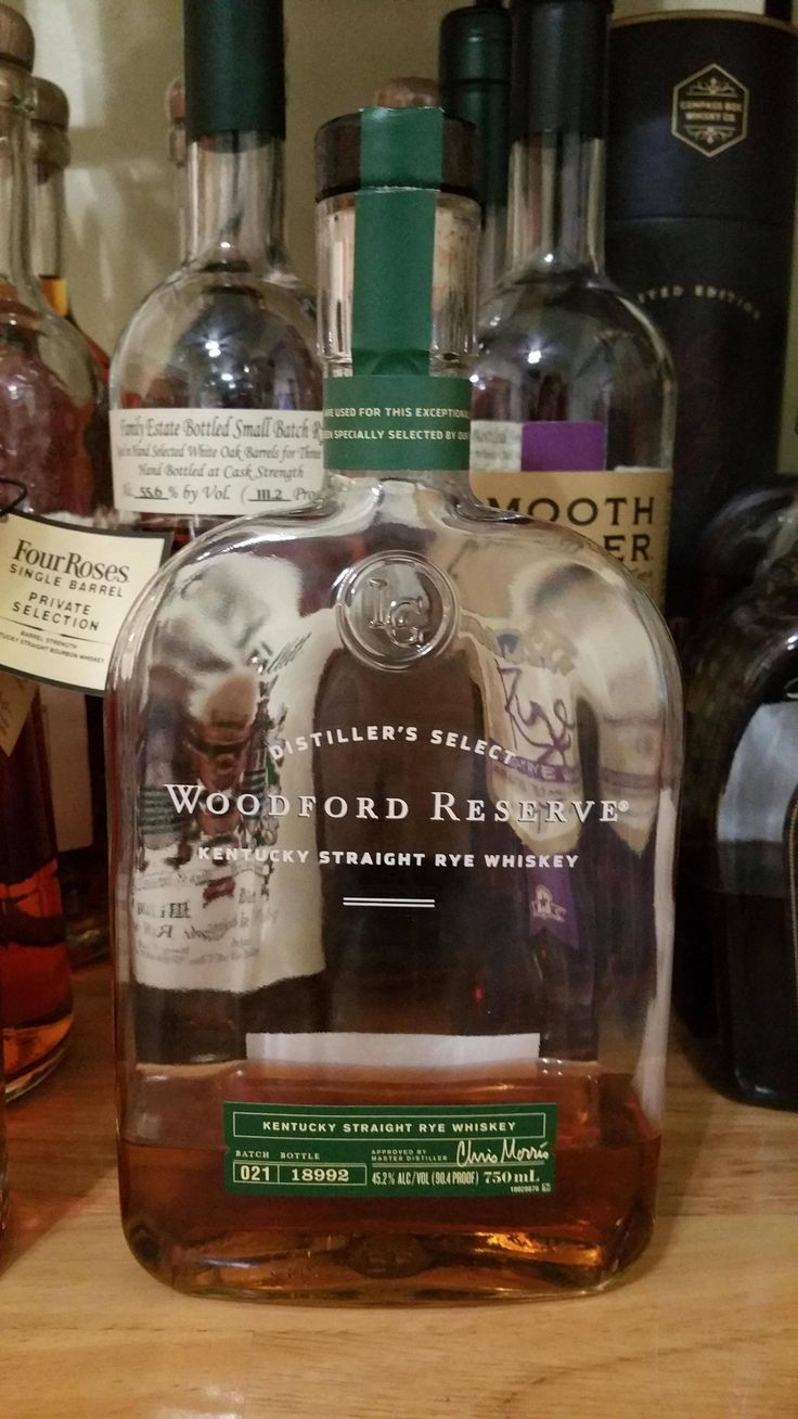 Review #60: Woodford Reserve Rye (Replacement Rye Series #16) #bourbon #whiskey #whisky #scotch #Kentucky #JimBeam #malt #pappy