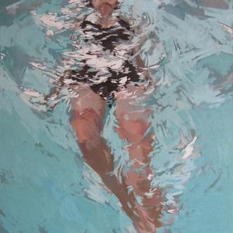 swimmer for life - Samantha French