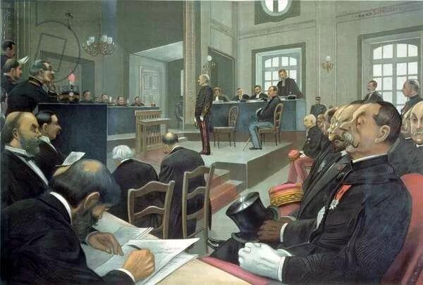 Photo Mug. Proces de Dreyfus a Rennes, 1899 in 2021 | Photo wall art, Fine  art, Rennes