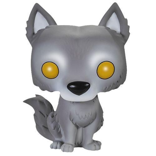 Figurine Grey Wind (Game Of Thrones) - Figurine Funko Pop http://figurinepop.com/grey-wind-game-of-thrones-funko