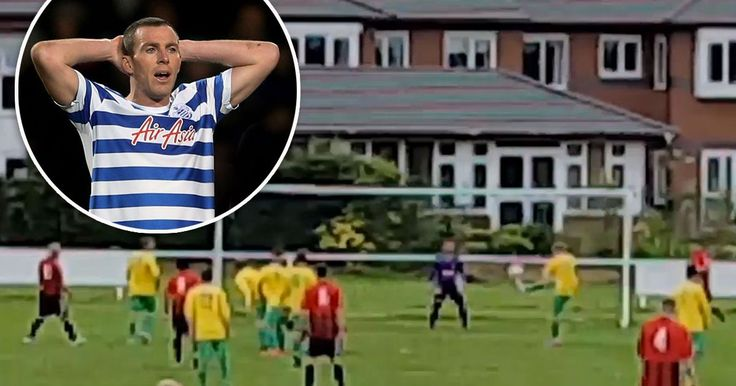 Sunday League footballer scores own goal so comical even Richard Dunne or Frank Sinclair might blush