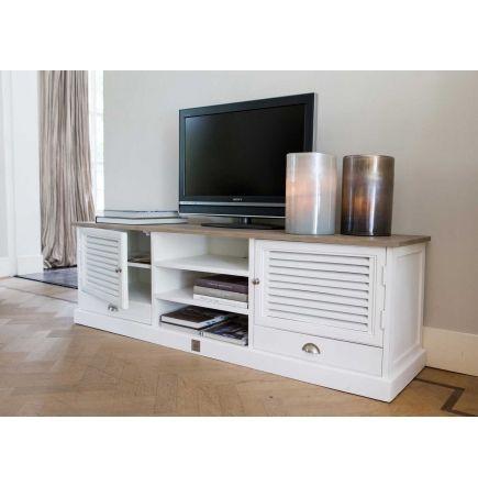 Long Key Flatscreen Dresser 180cm - TV Meubels | Rivièra Maison