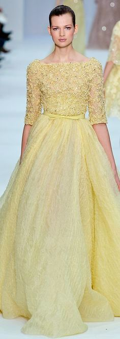 1000  images about Yellow evening dresses on Pinterest  Yellow ...