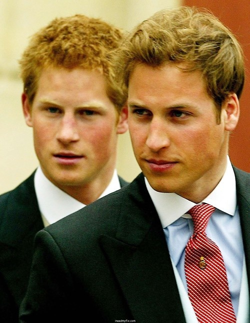 Royalty has never looked so fine. My goodness I love these men!
