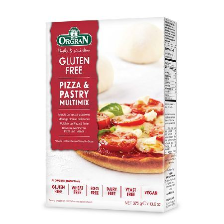 orgran Gluten Free Pizza and Pastry Multimix 375g Orgran Gluten Free Pizza and Pastry Multimix 375g: Express Chemist offer fast delivery and friendly, reliable service. Buy Orgran Gluten Free Pizza and Pastry Multimix 375g online from Express Chemist http://www.MightGet.com/january-2017-11/orgran-gluten-free-pizza-and-pastry-multimix-375g.asp