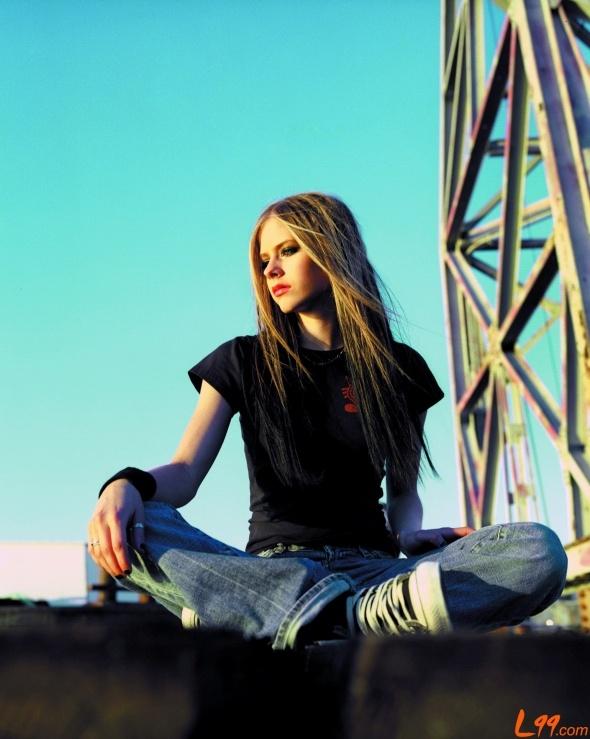 Avril Ramona Lavigne Whibley