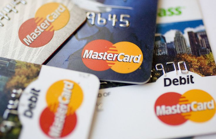 On the outside credit cards and debit cards look a lot