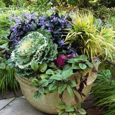 Fall container