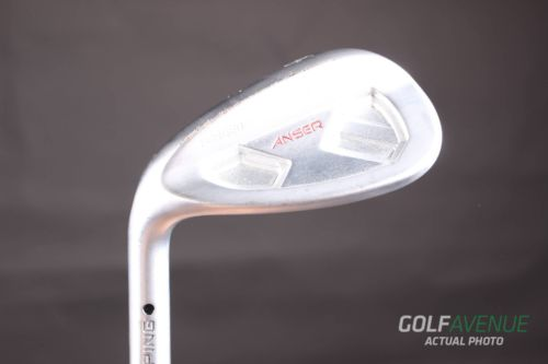 Ping Anser Forged Lob Wedge 58 Left-Handed Steel Golf Club #1696