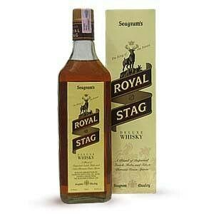Royal Stag whiskey gives the consumers feel of taste and joy. Royal Stag is considered best for hard whiskey in India. This is a common name in the country and is available for affordable price ranges. This is owned by the French company Pernod Ricard.