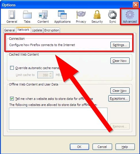 How to Adjust Browser Settings -- via wikiHow.com