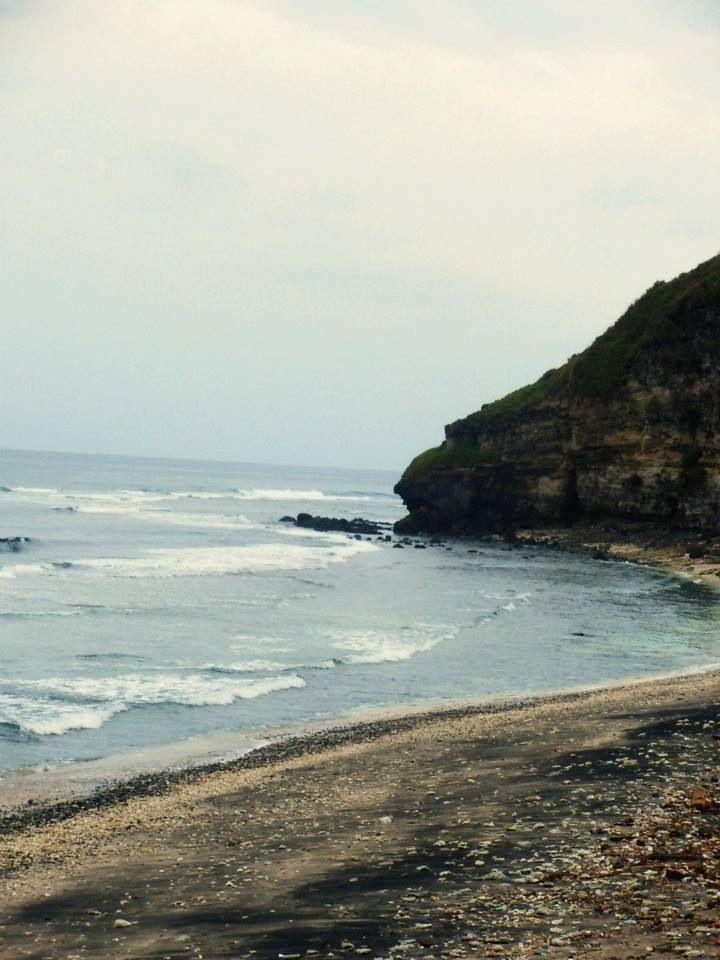 Desert Point, Lombark, Bali, Indonesia