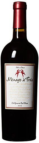 Folie a Deux Menage A Trois Red 750 mL *** You can get additional details at the image link.