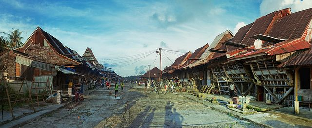 Bawomataluo Village, Nias, Indonesia | Flickr - Photo Sharing!