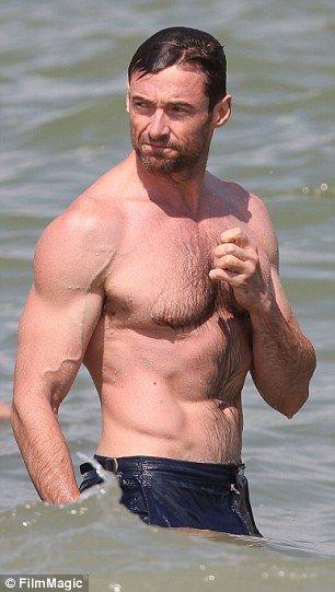 Trainer Daniel Conn helped Hugh Jackman save people at Bondi Beach #dailymail