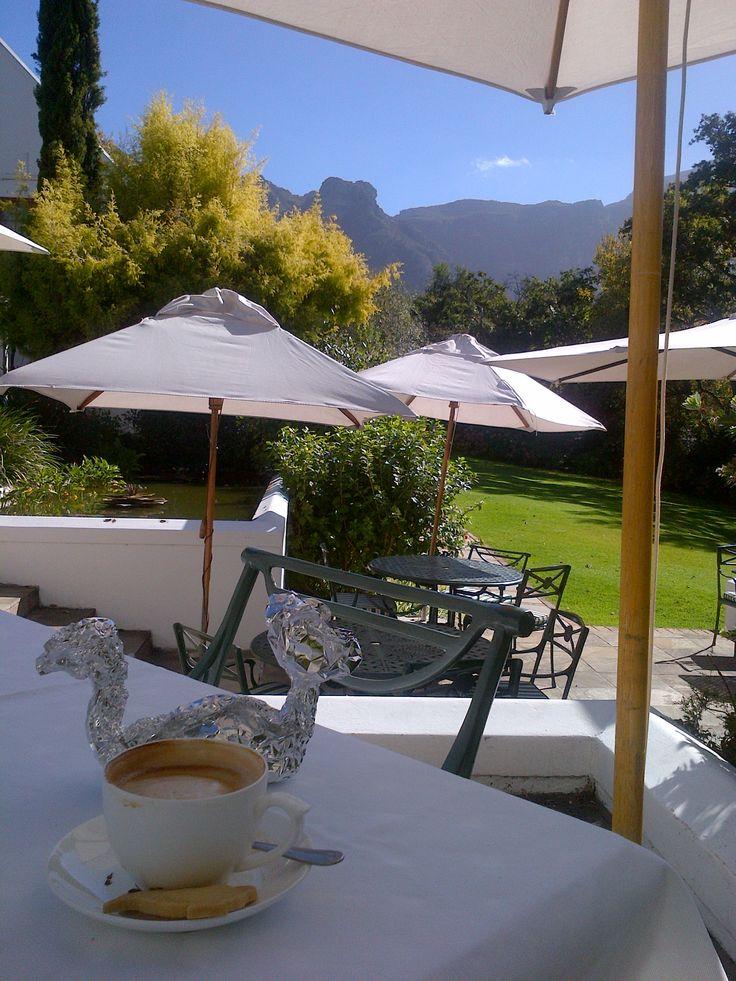 Cellars-Hohenort Hotel, Cape Town