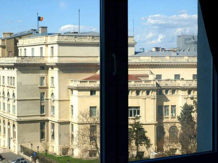 Fantastic views from Continental apartment #Bucharest