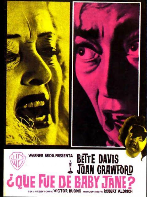 ¿Que fue de Baby Jane? - Solo cine fantastico y de terror