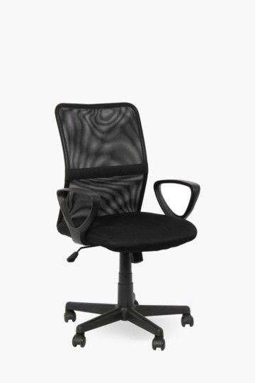 Mid Back Mesh Chair R1000