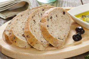 Greek Bread- For centuries, people of the Mediterranean have relied on the rich and intense taste of olives to flavour their delicious cuisine. Now Robin Hood is pleased to bring you a wonderful recipe for Greek Bread