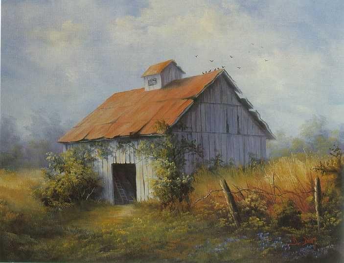 Barn Paintings Google Search So Artsie Pinterest